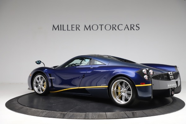 Used 2014 Pagani Huayra for sale Call for price at Pagani of Greenwich in Greenwich CT 06830 4