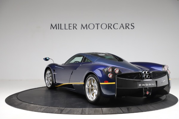 Used 2014 Pagani Huayra for sale Call for price at Pagani of Greenwich in Greenwich CT 06830 5