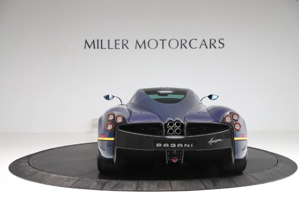 Used 2014 Pagani Huayra for sale Call for price at Pagani of Greenwich in Greenwich CT 06830 6