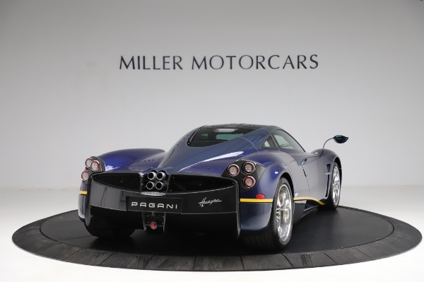 Used 2014 Pagani Huayra for sale Call for price at Pagani of Greenwich in Greenwich CT 06830 7