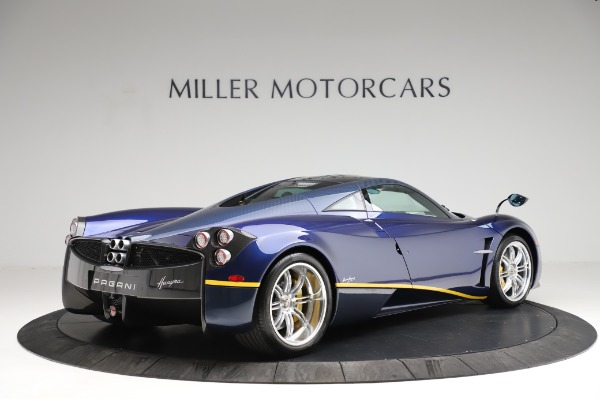 Used 2014 Pagani Huayra for sale Call for price at Pagani of Greenwich in Greenwich CT 06830 8