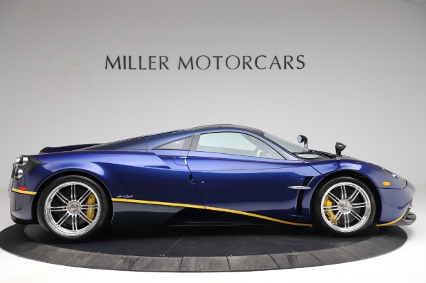 Used 2014 Pagani Huayra for sale Call for price at Pagani of Greenwich in Greenwich CT 06830 9