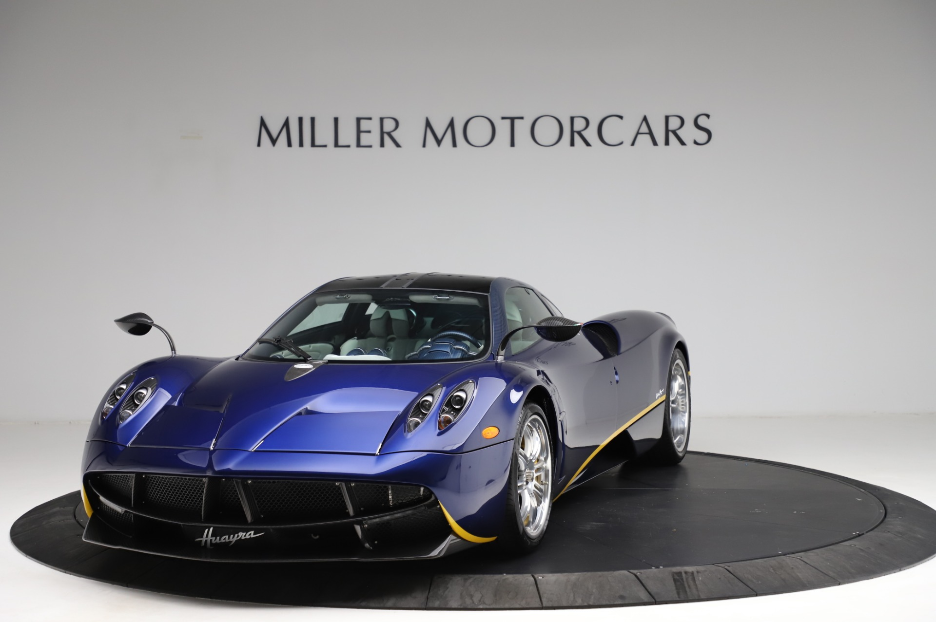Used 2014 Pagani Huayra for sale Call for price at Pagani of Greenwich in Greenwich CT 06830 1