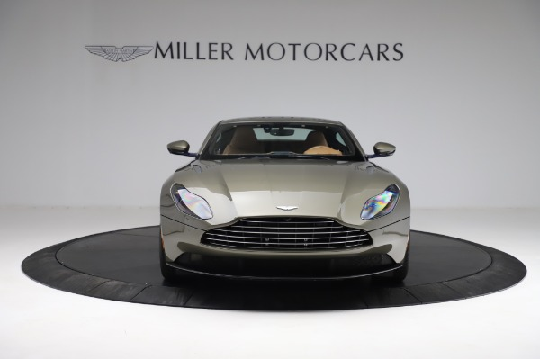 Used 2018 Aston Martin DB11 V8 for sale $151,900 at Pagani of Greenwich in Greenwich CT 06830 11