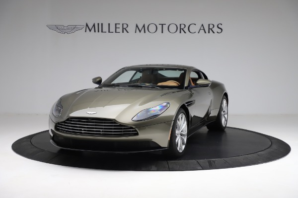 Used 2018 Aston Martin DB11 V8 for sale $151,900 at Pagani of Greenwich in Greenwich CT 06830 12
