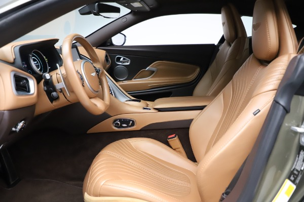 Used 2018 Aston Martin DB11 V8 for sale $151,900 at Pagani of Greenwich in Greenwich CT 06830 13
