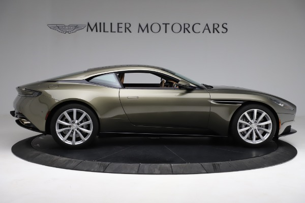 Used 2018 Aston Martin DB11 V8 for sale $151,900 at Pagani of Greenwich in Greenwich CT 06830 8