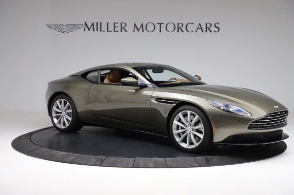 Used 2018 Aston Martin DB11 V8 for sale $151,900 at Pagani of Greenwich in Greenwich CT 06830 9