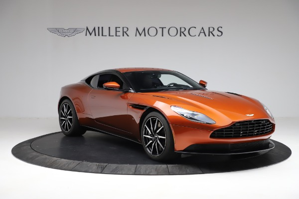 Used 2017 Aston Martin DB11 V12 for sale Call for price at Pagani of Greenwich in Greenwich CT 06830 10