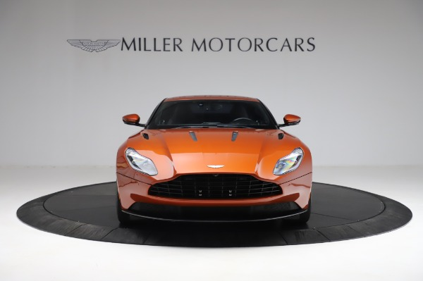 Used 2017 Aston Martin DB11 V12 for sale Call for price at Pagani of Greenwich in Greenwich CT 06830 11