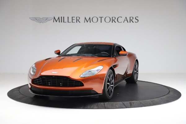 Used 2017 Aston Martin DB11 V12 for sale Call for price at Pagani of Greenwich in Greenwich CT 06830 12
