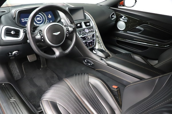 Used 2017 Aston Martin DB11 V12 for sale Call for price at Pagani of Greenwich in Greenwich CT 06830 13