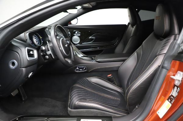Used 2017 Aston Martin DB11 V12 for sale Call for price at Pagani of Greenwich in Greenwich CT 06830 14