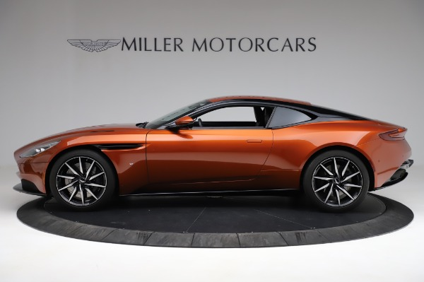 Used 2017 Aston Martin DB11 V12 for sale Call for price at Pagani of Greenwich in Greenwich CT 06830 2