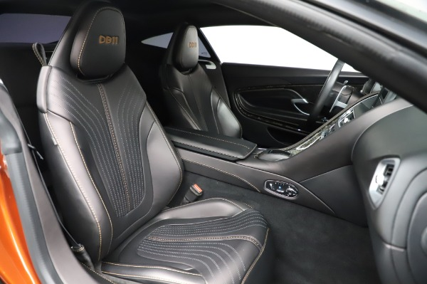 Used 2017 Aston Martin DB11 V12 for sale Call for price at Pagani of Greenwich in Greenwich CT 06830 22