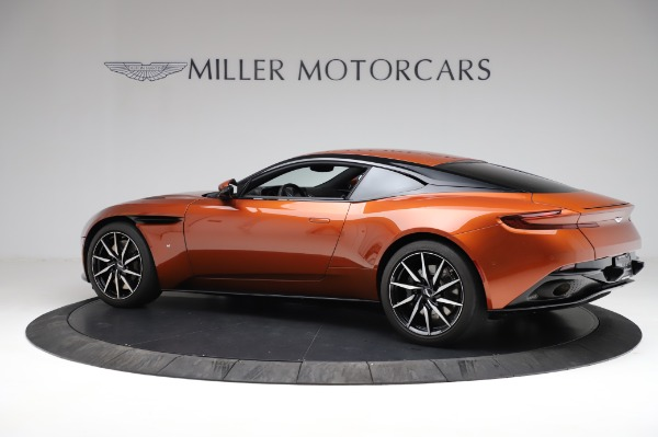 Used 2017 Aston Martin DB11 V12 for sale Call for price at Pagani of Greenwich in Greenwich CT 06830 3