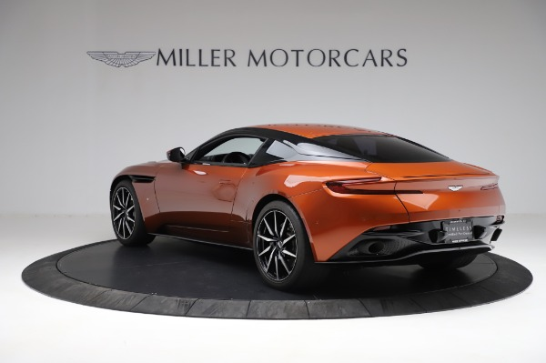 Used 2017 Aston Martin DB11 V12 for sale Call for price at Pagani of Greenwich in Greenwich CT 06830 4