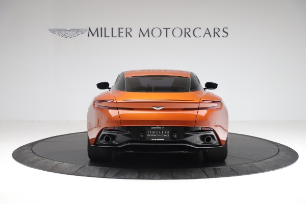 Used 2017 Aston Martin DB11 V12 for sale Call for price at Pagani of Greenwich in Greenwich CT 06830 5
