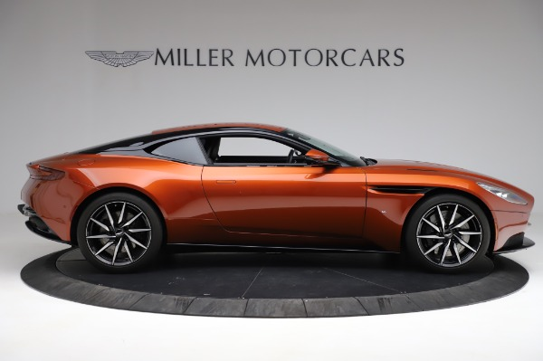 Used 2017 Aston Martin DB11 V12 for sale Call for price at Pagani of Greenwich in Greenwich CT 06830 8