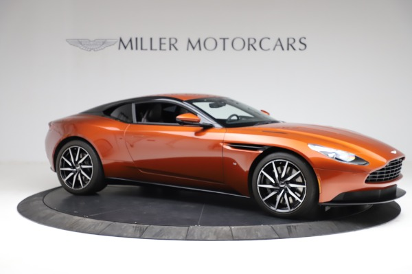 Used 2017 Aston Martin DB11 V12 for sale Call for price at Pagani of Greenwich in Greenwich CT 06830 9
