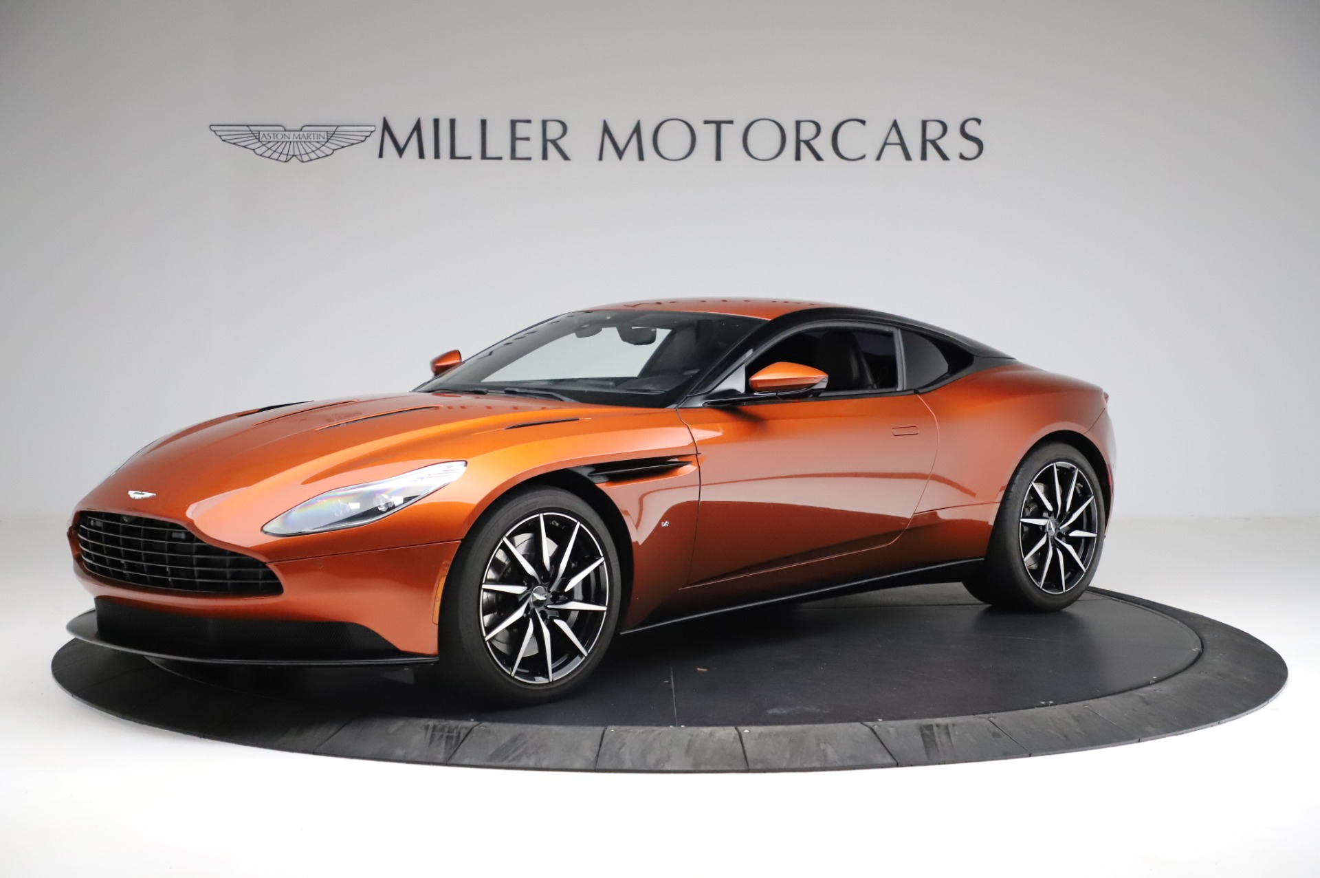 Used 2017 Aston Martin DB11 V12 for sale Call for price at Pagani of Greenwich in Greenwich CT 06830 1