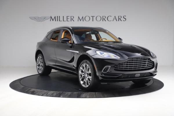 New 2021 Aston Martin DBX for sale $207,886 at Pagani of Greenwich in Greenwich CT 06830 10