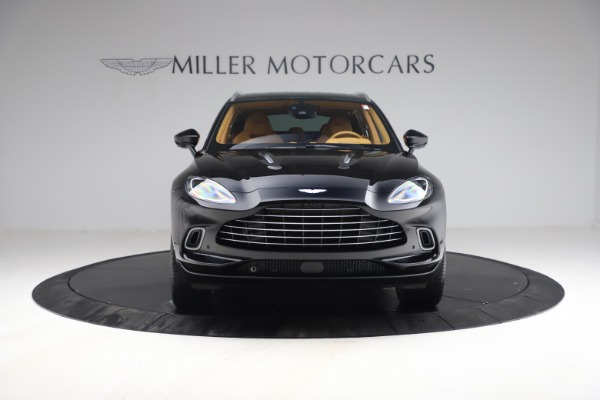 New 2021 Aston Martin DBX for sale $207,886 at Pagani of Greenwich in Greenwich CT 06830 11