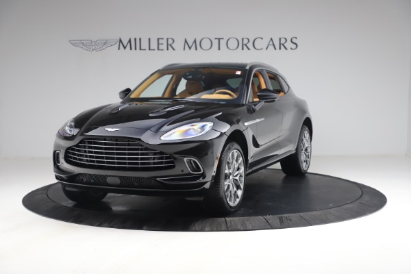 New 2021 Aston Martin DBX for sale $207,886 at Pagani of Greenwich in Greenwich CT 06830 12
