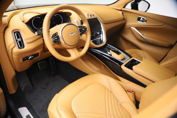 New 2021 Aston Martin DBX for sale $207,886 at Pagani of Greenwich in Greenwich CT 06830 13