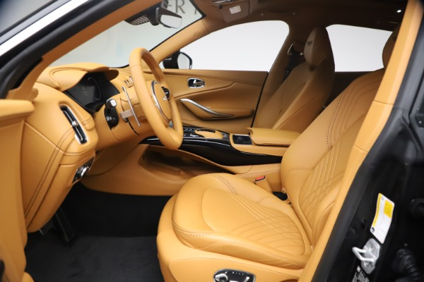 New 2021 Aston Martin DBX for sale $207,886 at Pagani of Greenwich in Greenwich CT 06830 14