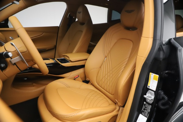 New 2021 Aston Martin DBX for sale $207,886 at Pagani of Greenwich in Greenwich CT 06830 15