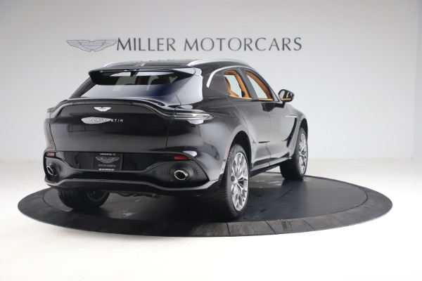 New 2021 Aston Martin DBX for sale $207,886 at Pagani of Greenwich in Greenwich CT 06830 6