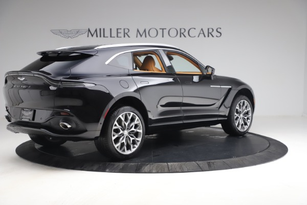 New 2021 Aston Martin DBX for sale $207,886 at Pagani of Greenwich in Greenwich CT 06830 7