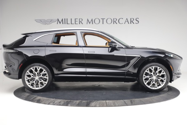 New 2021 Aston Martin DBX for sale $207,886 at Pagani of Greenwich in Greenwich CT 06830 8