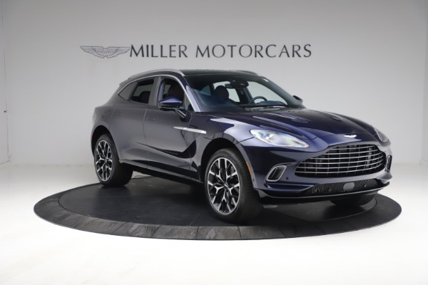 New 2021 Aston Martin DBX for sale $213,086 at Pagani of Greenwich in Greenwich CT 06830 10