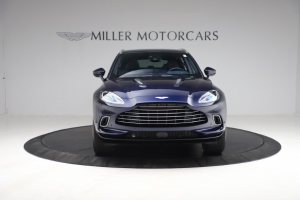 New 2021 Aston Martin DBX for sale $213,086 at Pagani of Greenwich in Greenwich CT 06830 11