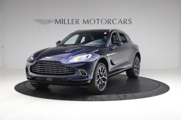 New 2021 Aston Martin DBX for sale $213,086 at Pagani of Greenwich in Greenwich CT 06830 12