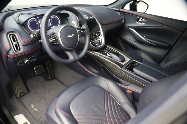 New 2021 Aston Martin DBX for sale $213,086 at Pagani of Greenwich in Greenwich CT 06830 13