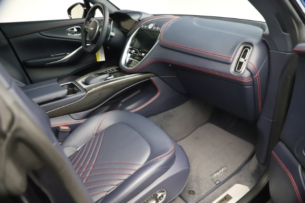 New 2021 Aston Martin DBX for sale $213,086 at Pagani of Greenwich in Greenwich CT 06830 21