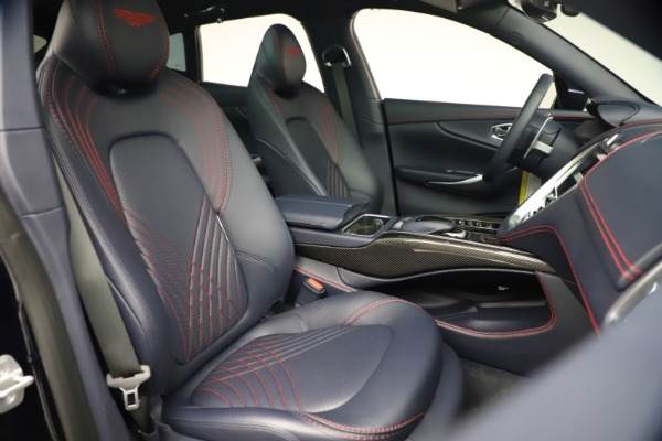 New 2021 Aston Martin DBX for sale $213,086 at Pagani of Greenwich in Greenwich CT 06830 23