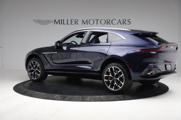 New 2021 Aston Martin DBX for sale $213,086 at Pagani of Greenwich in Greenwich CT 06830 3