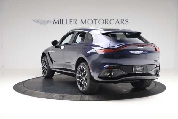 New 2021 Aston Martin DBX for sale $213,086 at Pagani of Greenwich in Greenwich CT 06830 4