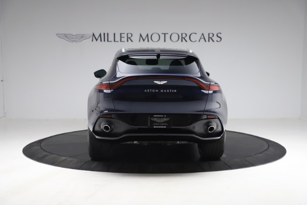 New 2021 Aston Martin DBX for sale $213,086 at Pagani of Greenwich in Greenwich CT 06830 5