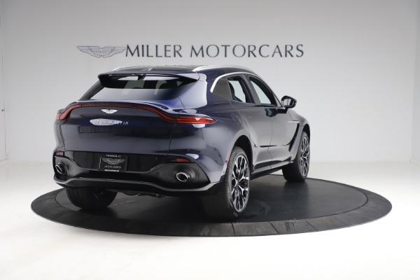 New 2021 Aston Martin DBX for sale $213,086 at Pagani of Greenwich in Greenwich CT 06830 6