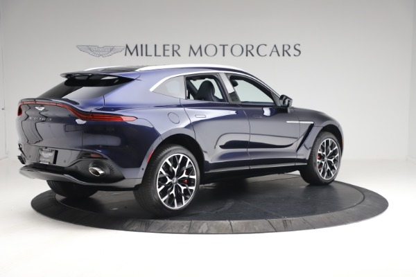 New 2021 Aston Martin DBX for sale $213,086 at Pagani of Greenwich in Greenwich CT 06830 7