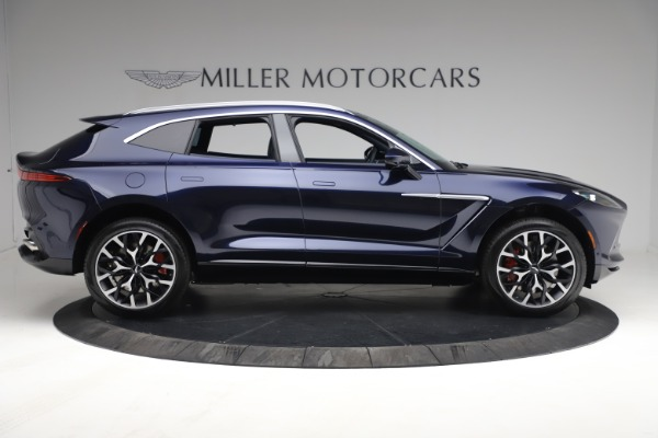 New 2021 Aston Martin DBX for sale $213,086 at Pagani of Greenwich in Greenwich CT 06830 8