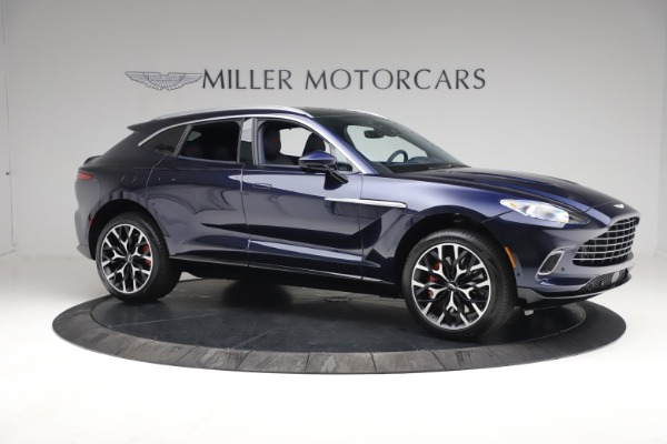 New 2021 Aston Martin DBX for sale $213,086 at Pagani of Greenwich in Greenwich CT 06830 9