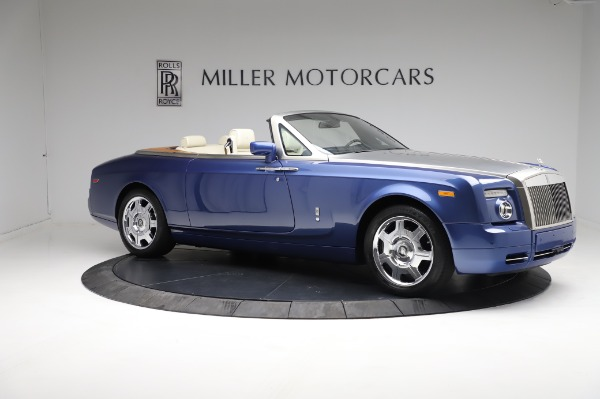 Used 2009 Rolls-Royce Phantom Drophead Coupe for sale $219,900 at Pagani of Greenwich in Greenwich CT 06830 10
