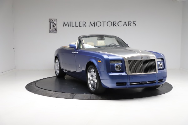 Used 2009 Rolls-Royce Phantom Drophead Coupe for sale $219,900 at Pagani of Greenwich in Greenwich CT 06830 11