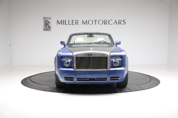 Used 2009 Rolls-Royce Phantom Drophead Coupe for sale $219,900 at Pagani of Greenwich in Greenwich CT 06830 12